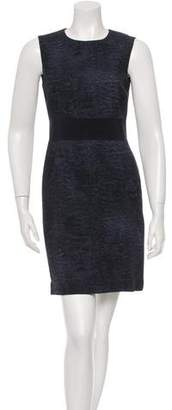 Giambattista Valli Wool Sheath Dress