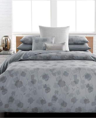Calvin Klein Asscher Ice Quilted Standard Sham Bedding