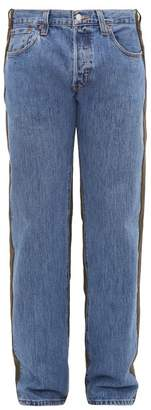 Bless No 65 Reconstructed Vintage Jeans - Mens - Blue