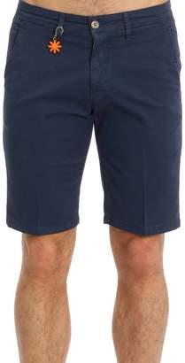 Manuel Ritz Bermuda Shorts Bermuda Shorts Men