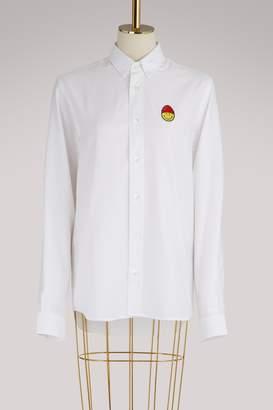 Ami Smiley cotton shirt