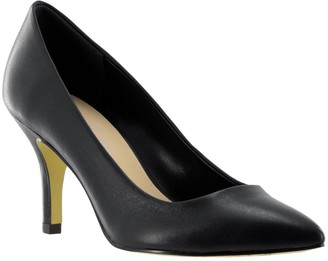 Bella Vita Leather Pumps - Define