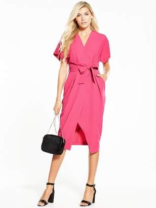Closet Wrap Dress