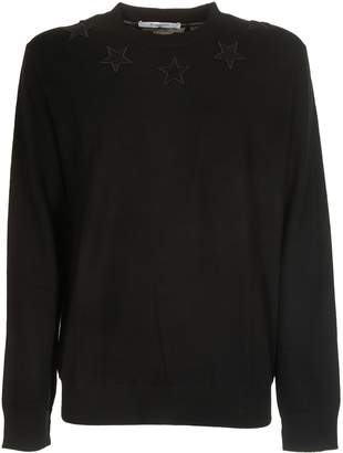 cd288069c40df Givenchy Star Sweater - ShopStyle