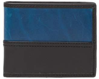 Fossil Tate Leather Bifold Wallet