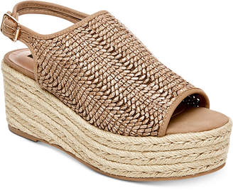 Steve Madden Steven by Courage Espadrille Wedge Sandals