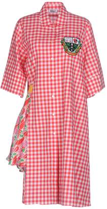 Au Jour Le Jour Knee-length dresses - Item 34784027CO