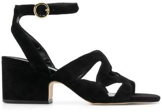 MICHAEL Michael Kors block heel sandals