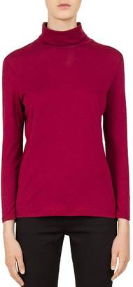 Gerard Darel Nikki Turtleneck Top