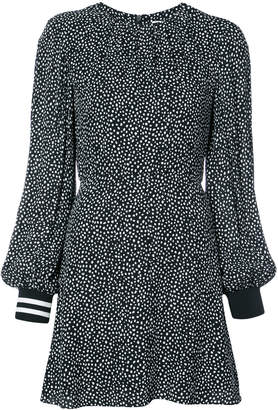 Tibi printed mini dress