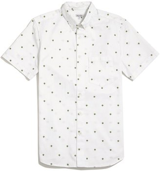 Steven Alan Single Needle Shirt $178 thestylecure.com