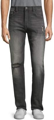 Cult of Individuality Men's Stilt Skinny Stretch Jeans