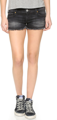 True Religion Joey Cutoff Shorts $169 thestylecure.com