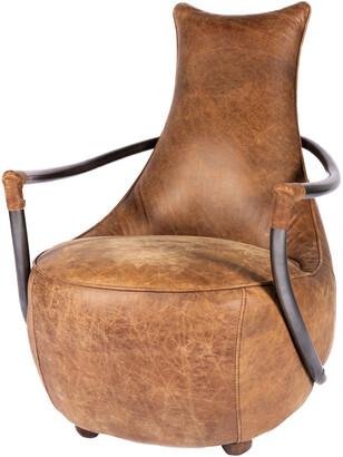 Carlisle Moe's Home Collection Club Chair