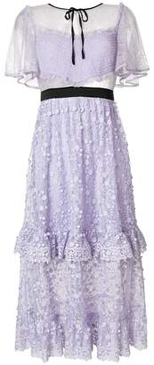Three floor Violette dress