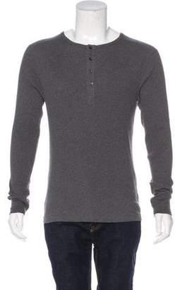 Ralph Lauren Henley Knit Shirt