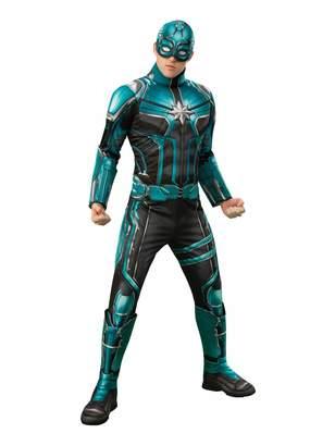 Rubie's Costume Co Rubie's Captain Marvel Men's Deluxe Yon Rogg Costume