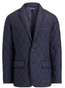 Polo Ralph Lauren Matte-Finish Quilted Jacket