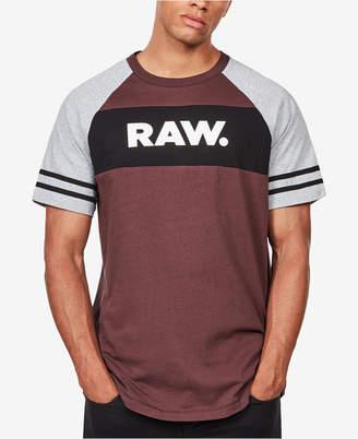 G Star Men's Beatal Colorblocked Logo T-Shirt