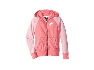 Nike Sportswear Vintage Full-Zip Hoodie (Little Kids/Big Kids)