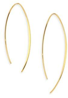 Jules Smith Ari Threader Drop Earrings $45 thestylecure.com