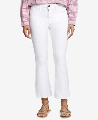 Sanctuary Robbie Cropped Flared Jeans