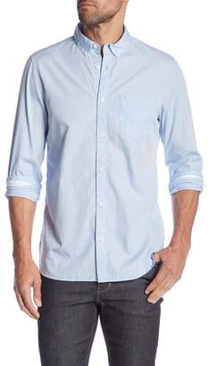 Calvin Klein Striped Long Sleeve Shirt