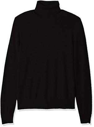 Buttoned Down Men's 100% Premium Cashmere Turtleneck Sweater