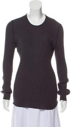 Gucci Lightweight Rib Knit Sweater