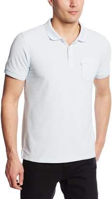 Levi's Men's Rillo Short Sleeve Pocket Polo