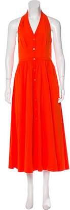 Michael Kors Halter Maxi Dress w/ Tags