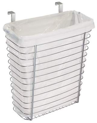 InterDesign Axis Over the Counter Waste Storage Basket