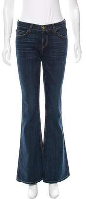 Current/Elliott Mid-Rise Flared Jeans w/ Tags