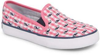 Vineyard Vines Sperry Kids Sperry x Seaside Slip-On Sneaker