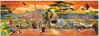 Melissa & Doug Kids Toy, Safari 100-Piece Floor Puzzle
