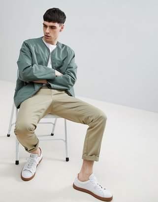Weekday Impasto Fleece Lined Jacket
