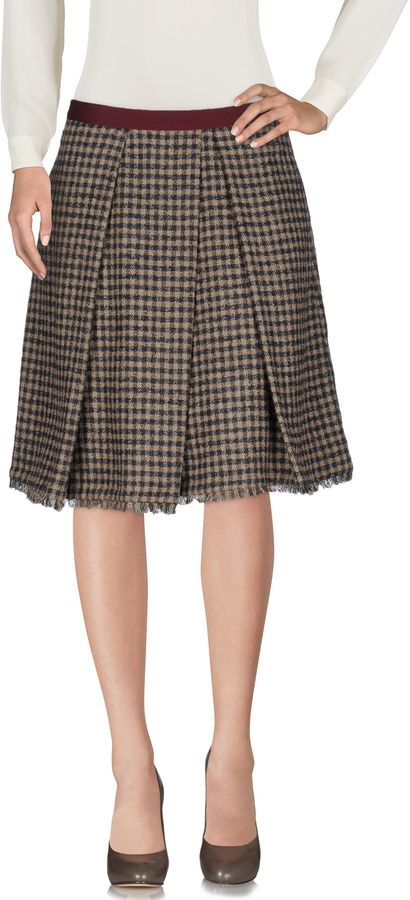 Max Mara WEEKEND MAX MARA Knee length skirts