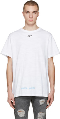 Off-White White Care 'Off' T-Shirt $305 thestylecure.com
