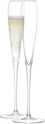 LSA International Wine Grand Champagne Flutes