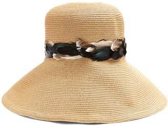 FILÙ HATS Batu Tara wide-brim paper-straw hat