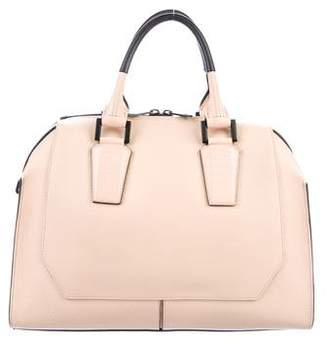 Narciso Rodriguez Leather Bowler Bag