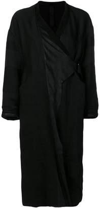 Ilaria Nistri wrap-style coat
