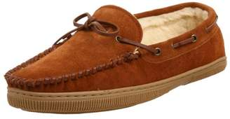 Slippers International Men's 1918 Moccasin Slipper
