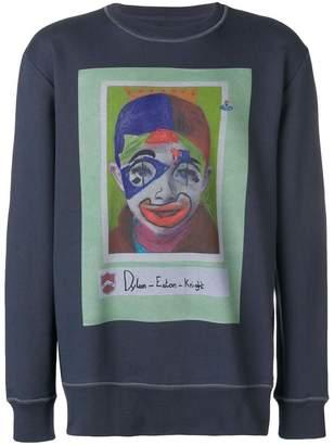 Vivienne Westwood Dylan print sweatshirt