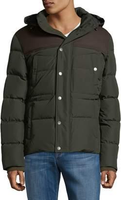 Pajar Hooded Puffer Coat