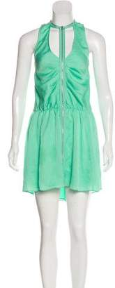 Rebecca Minkoff Sleeveless Mini Dress
