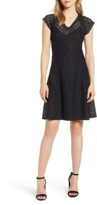 Rosemunde Marbella Fit & Flare Dress