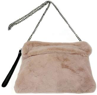 Antonello Serio Faux Fur Bag