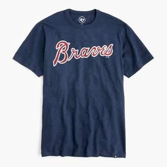 J.Crew '47 Brand Atlanta Braves short-sleeve T-shirt