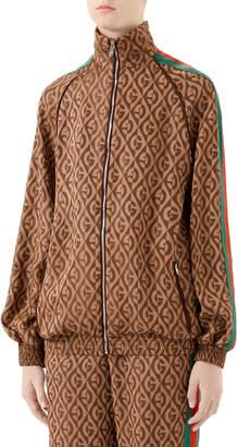 Gucci GG Rhombus Track Jacket